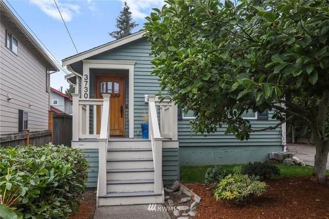 3730 SW Holden Street, Seattle, WA 98126 (#1682951) :: The Torset Group