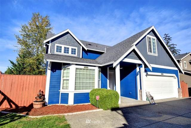 2709 193rd St Ct E, Spanaway, WA 98387 (#1682952) :: Priority One Realty Inc.
