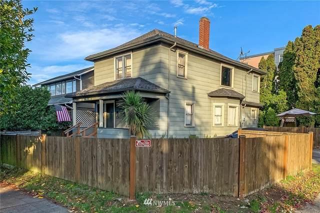 2100 1st Avenue W, Seattle, WA 98119 (#1682960) :: Costello Team