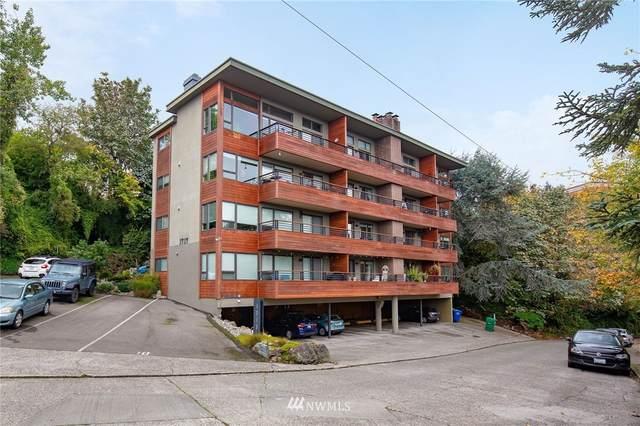 1717 5th Avenue N #104, Seattle, WA 98109 (#1682961) :: The Torset Group
