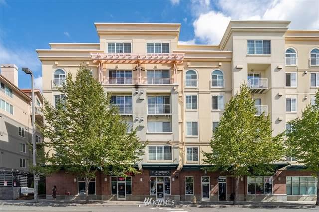 11004 NE 11th Street #409, Bellevue, WA 98004 (#1682996) :: Engel & Völkers Federal Way