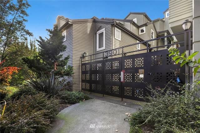 3901 Fremont Avenue N #106, Seattle, WA 98103 (#1682999) :: Pickett Street Properties