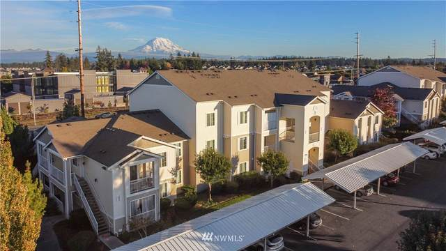 18527 101 St Avenue Ct E #117, Puyallup, WA 98375 (#1683038) :: NW Home Experts
