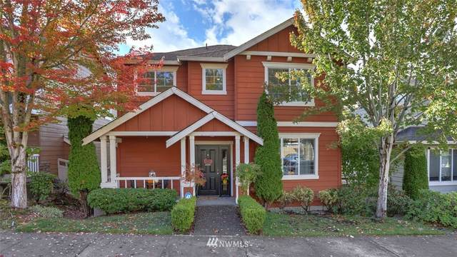16153 Parkside Way SE, Renton, WA 98058 (#1683060) :: Ben Kinney Real Estate Team