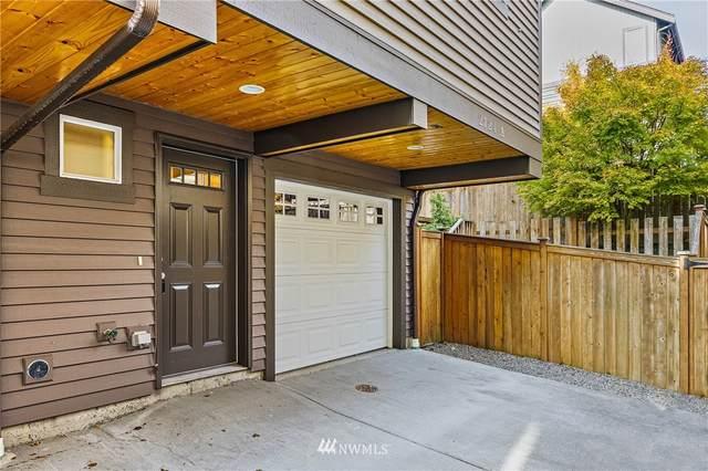 2124 N 112th Street A, Seattle, WA 98133 (#1683125) :: Mike & Sandi Nelson Real Estate