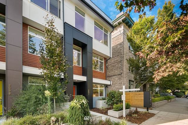 209 13th Avenue E C, Seattle, WA 98102 (#1683193) :: The Torset Group
