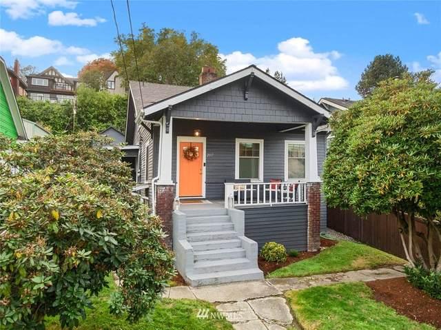 2057 24th Avenue E, Seattle, WA 98112 (#1683209) :: The Robinett Group