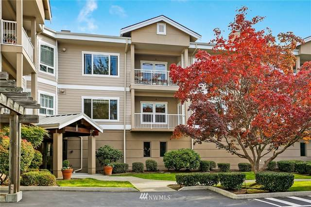 1854 NW 195th Street #206, Shoreline, WA 98177 (#1683228) :: The Torset Group