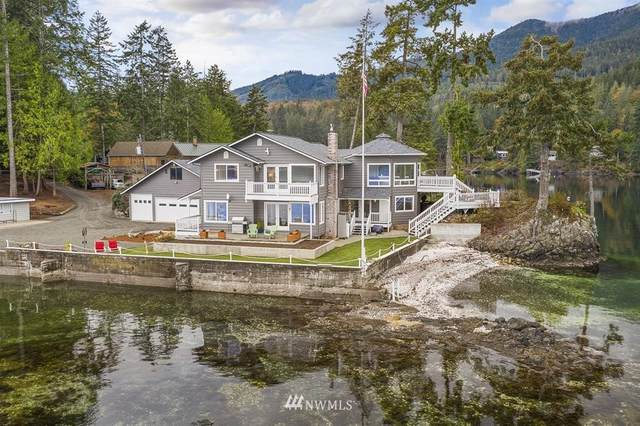 305 N Webster Lane, Lilliwaup, WA 98555 (#1683258) :: Priority One Realty Inc.