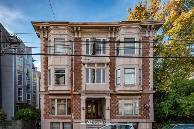 115 Bellevue Avenue E #105, Seattle, WA 98102 (#1683338) :: Alchemy Real Estate