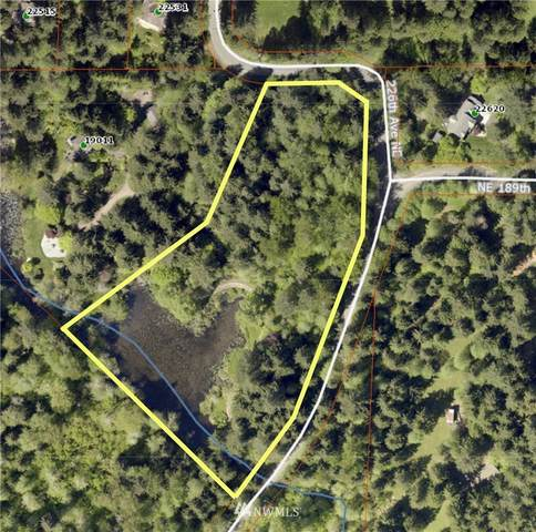 0 Lot 2 226th Avenue NE, Woodinville, WA 98077 (#1683367) :: Better Homes and Gardens Real Estate McKenzie Group