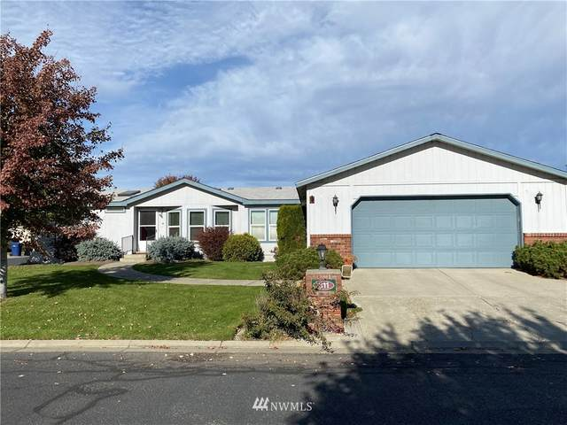 1100 S Rosewood Drive #311, Ellensburg, WA 98296 (#1683401) :: Icon Real Estate Group