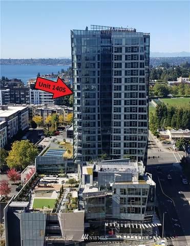 188 Bellevue Way NE #1405, Bellevue, WA 98004 (#1683474) :: The Torset Group