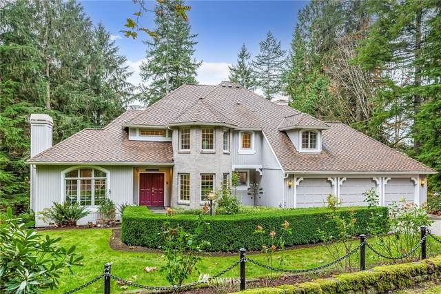 8714 E Meadow Lake Drive, Snohomish, WA 98290 (#1683493) :: The Robinett Group