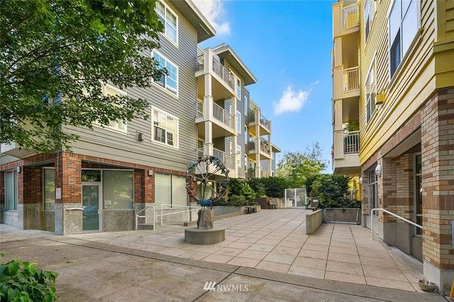 2901 NE Blakeley Street #133, Seattle, WA 98105 (#1683546) :: The Torset Group