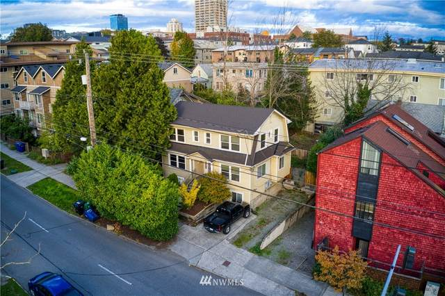 4206 7th Avenue NE, Seattle, WA 98105 (#1683562) :: Mike & Sandi Nelson Real Estate