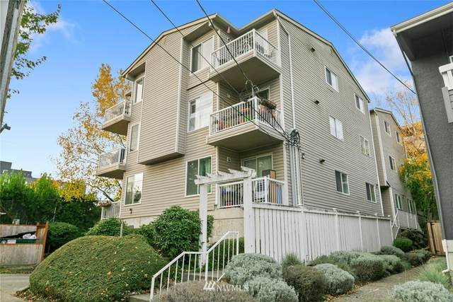 1442 NW 63rd Street #201, Seattle, WA 98107 (#1683577) :: Mike & Sandi Nelson Real Estate