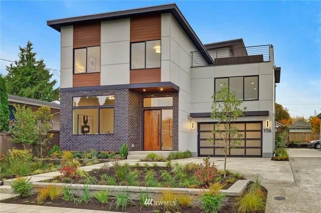 1116 NW 62nd Street, Seattle, WA 98107 (MLS #1683603) :: Brantley Christianson Real Estate