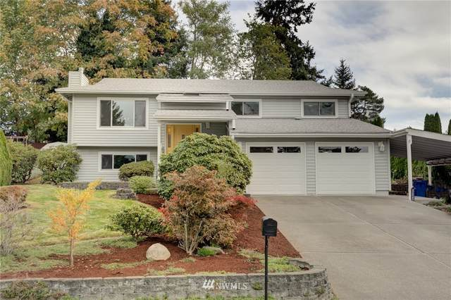 20320 106th Place SE, Kent, WA 98031 (#1683614) :: Better Properties Real Estate