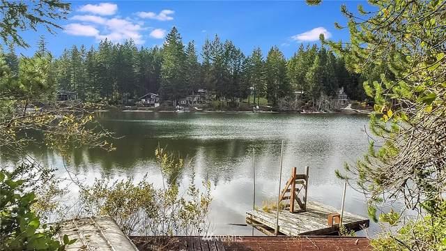 431 NE Tee Lake Road, Tahuya, WA 98588 (#1683643) :: Mike & Sandi Nelson Real Estate