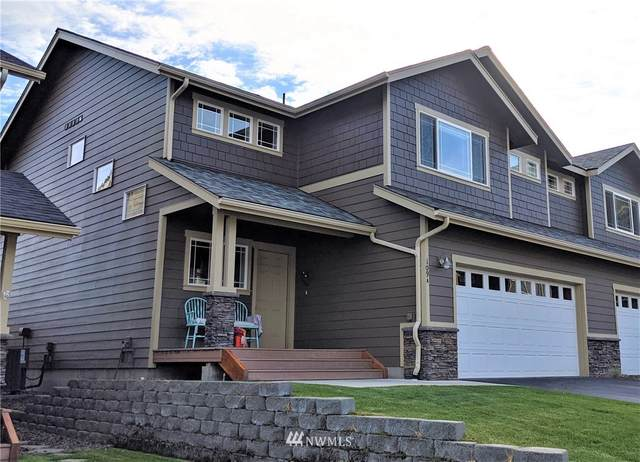 109 Vineyard Lane A, Chelan, WA 98816 (#1683694) :: Ben Kinney Real Estate Team