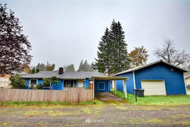 809 S 7th Street, Shelton, WA 98584 (#1683805) :: Mike & Sandi Nelson Real Estate