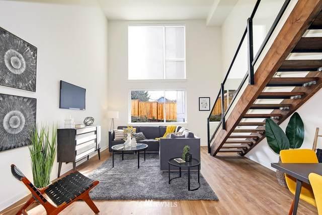 1601 N 45th Street #107, Seattle, WA 98103 (#1683827) :: Lucas Pinto Real Estate Group
