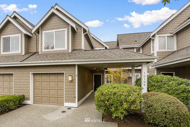 10108 NE 38th Court #904, Kirkland, WA 98033 (#1683858) :: Icon Real Estate Group