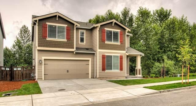 3530 80th Avenue NE #124, Marysville, WA 98270 (MLS #1683946) :: Brantley Christianson Real Estate