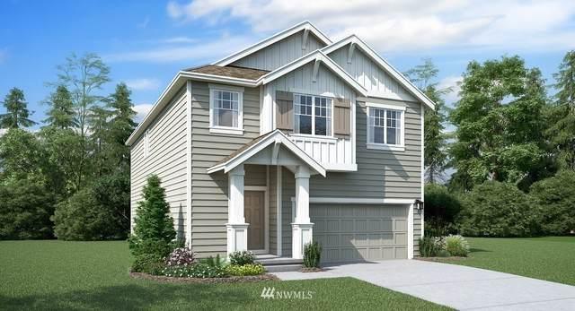 3353 80th Avenue NE #108, Marysville, WA 98270 (MLS #1683953) :: Brantley Christianson Real Estate
