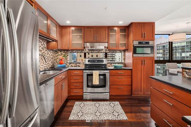 1101 Seneca Street #801, Seattle, WA 98101 (#1683980) :: Ben Kinney Real Estate Team