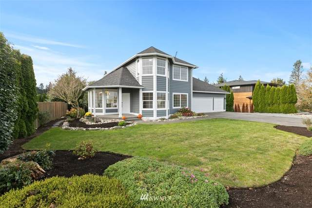 299 Alta Via Drive, Camano Island, WA 98282 (#1684031) :: Icon Real Estate Group