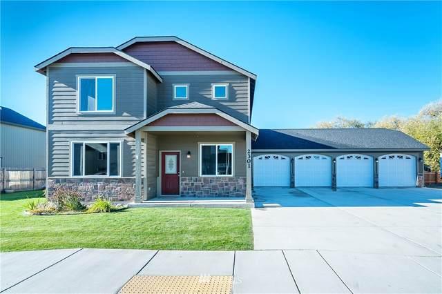 2301 N Creeksedge Way, Ellensburg, WA 98926 (MLS #1684163) :: Nick McLean Real Estate Group