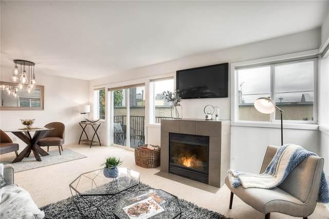 321 E Thomas Street #402, Seattle, WA 98102 (#1684167) :: Pickett Street Properties