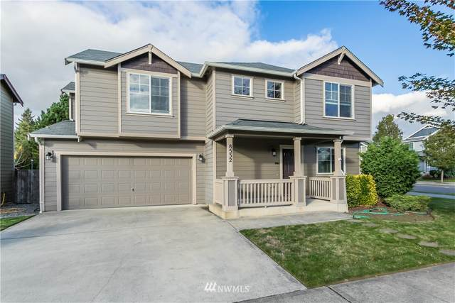 8532 Graham Drive SE, Olympia, WA 98513 (#1684175) :: Ben Kinney Real Estate Team