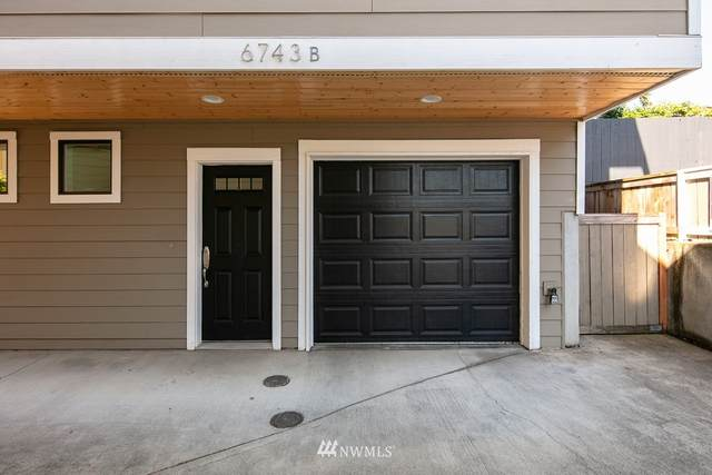 6743 14th Avenue NW B, Seattle, WA 98117 (#1684250) :: TRI STAR Team | RE/MAX NW