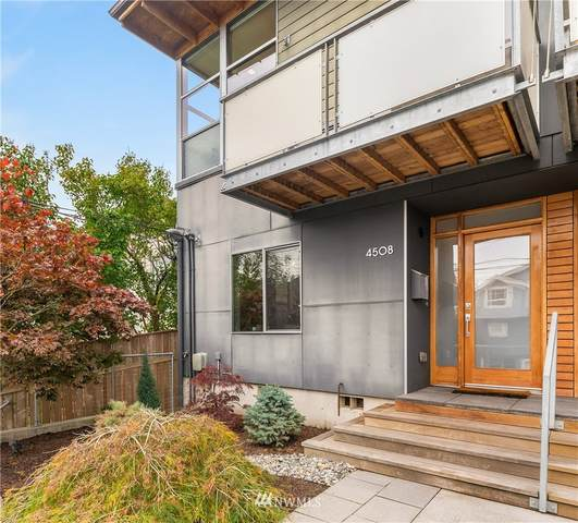 4508 41st Avenue SW, Seattle, WA 98116 (#1684266) :: Icon Real Estate Group