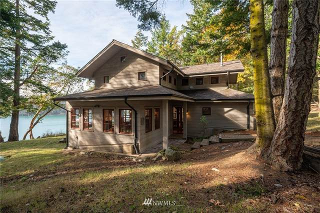 153 Harmon Ranch South Road, Decatur Island, WA 98221 (#1684296) :: M4 Real Estate Group