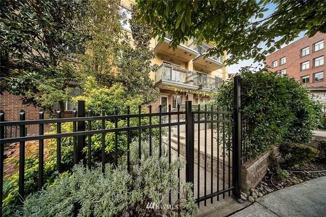 700 E Denny Way #211, Seattle, WA 98122 (#1684322) :: Ben Kinney Real Estate Team