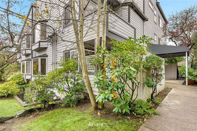 4811 Phinney Avenue N #100, Seattle, WA 98103 (#1684360) :: Pacific Partners @ Greene Realty