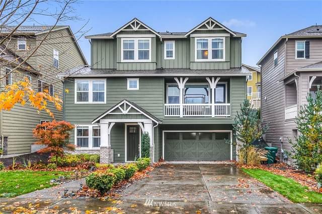 9127 Brinkley Avenue SE, Snoqualmie, WA 98065 (#1684366) :: The Shiflett Group