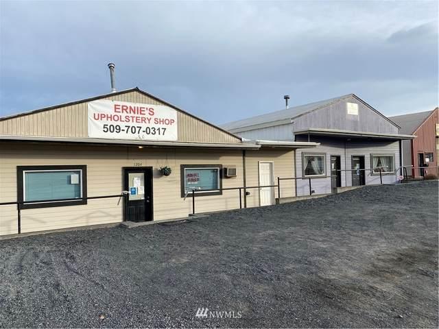 1206 E Wheeler Road, Moses Lake, WA 98837 (#1684371) :: NextHome South Sound
