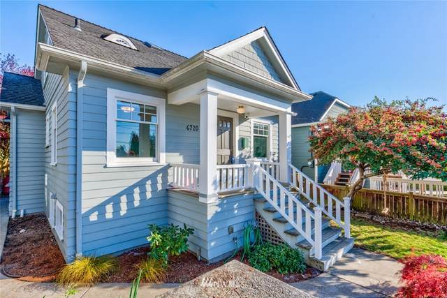 6720 4th Avenue NW, Seattle, WA 98117 (#1684425) :: Pacific Partners @ Greene Realty