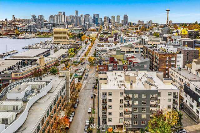 769 Hayes Street #208, Seattle, WA 98109 (#1684519) :: Icon Real Estate Group