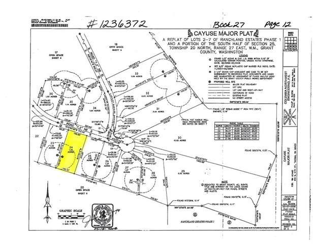 5383 Road 7.3 NE, Moses Lake, WA 98837 (#1684618) :: TRI STAR Team | RE/MAX NW