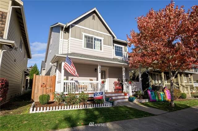 4815 145th Street NE, Marysville, WA 98271 (#1684644) :: Hauer Home Team