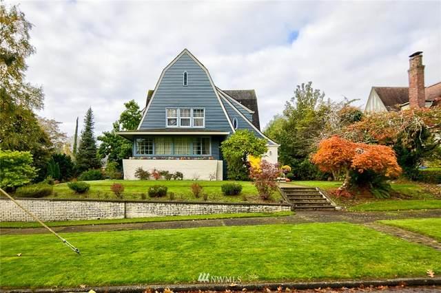 1115 N I Street, Aberdeen, WA 98520 (#1684696) :: Mike & Sandi Nelson Real Estate