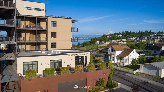 5204 N Bennett Street #107, Ruston, WA 98407 (#1684702) :: Icon Real Estate Group