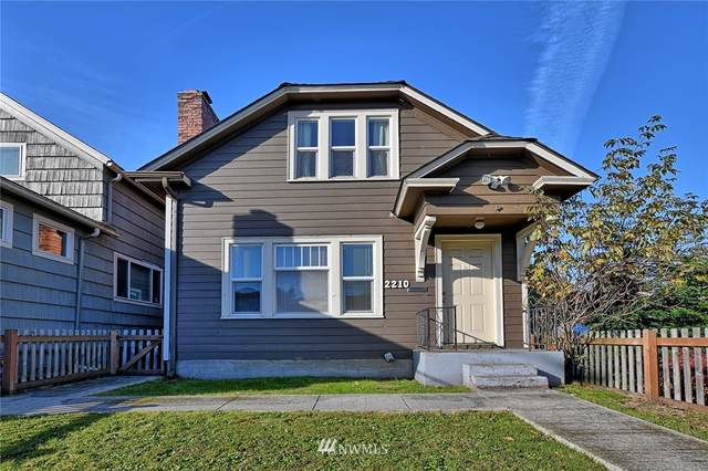 2210 Broadway Ave, Everett, WA 98201 (#1684795) :: M4 Real Estate Group