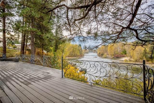 9700 East Leavenworth, Leavenworth, WA 98826 (#1684820) :: Lucas Pinto Real Estate Group